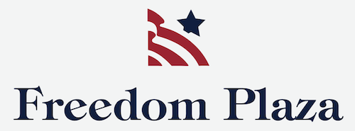 Freedom Plaza Logo